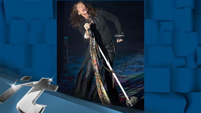 News video: Steven Tyler News Pop: Steven Tyler Reunites With Ex-fiancee Erin Brady